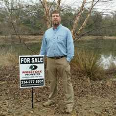 Darren Blackmon @ Mossy Oak Properties Alabama Land Crafters