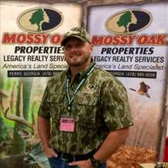 Jarrett Lastinger @ Mossy Oak Properties Legacy Realty Services