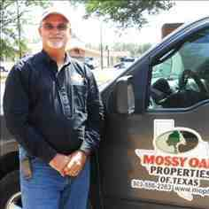 Raymond Grubbs : Mossy Oak Properties of Texas - Jacksonville Division