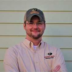 Caleb M Davis @ Mossy Oak Properties of the Heartland Dirt Sales