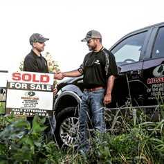Kale Kitterman : Mossy Oak Properties of the Heartland Fiscus Land Co