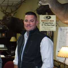Bryant Potts @ Mossy Oak Properties of the Heartland Midwest Farm and Land