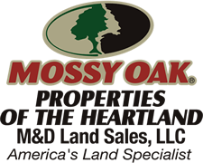 Dan Hertzog : Mossy Oak Properties of the Heartland M&D LandSales LLC