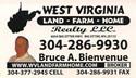 WV Land Farm & Home Realty LLC