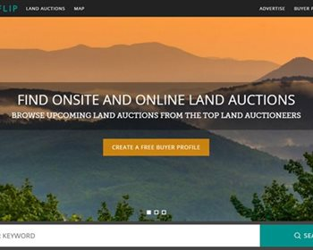 LANDFLIP Launches AUCTIONFLIP to Bring Bidders on Auction Day