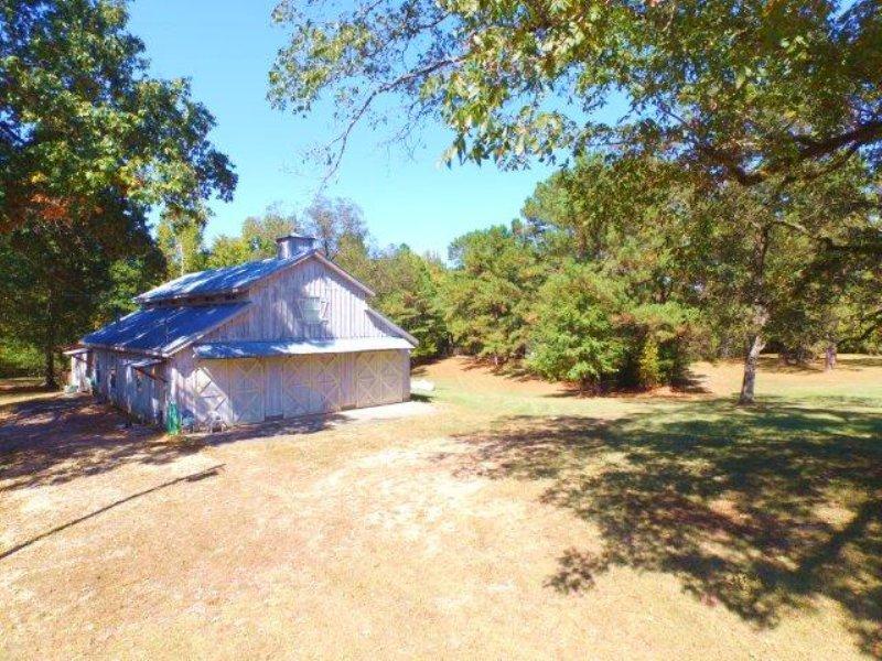Treley Farm : McCall Creek : Franklin County : Mississippi