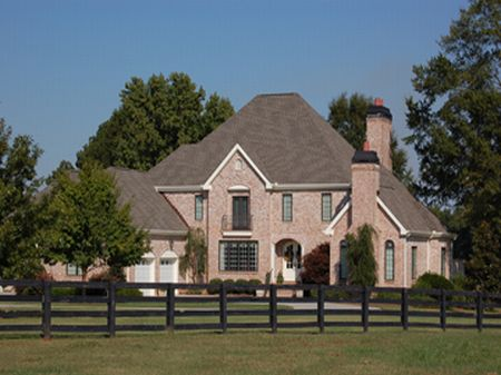 22ac Estate Horse Farm : Social Circle : Walton County : Georgia