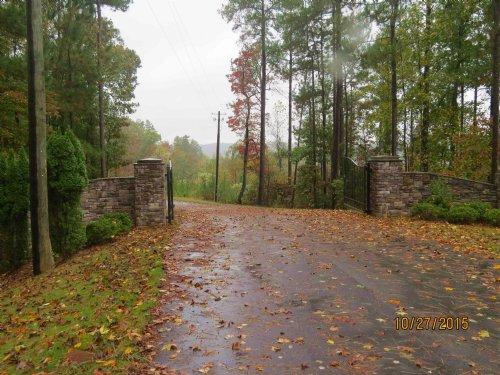 Development Potential Near Mitchell : Rockford : Coosa County : Alabama