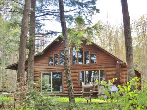 Island Lake Retreat 286 Acres : Hurley : Iron County : Wisconsin
