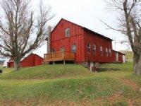 Farmhouse Large Dairy Barn 46 Acres