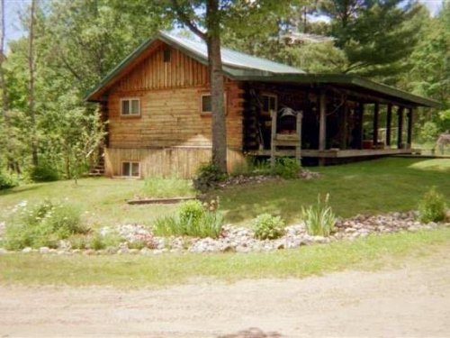 5.43 Ac Cassian Ranch : Cassian : Oneida County : Wisconsin