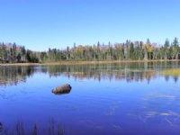 Barnard Ponds : Eustis : Franklin County : Maine