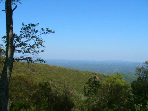 T-1 Point Lookout Mountain : Independence : Grayson County : Virginia