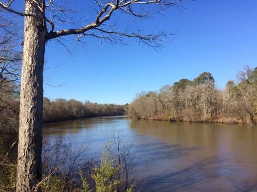 Price Reduced 2 Miles Of  River : Juliette : Monroe County : Georgia