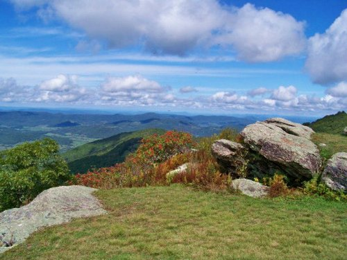 P-8 Point Lookout Mountain, : Independence : Grayson County : Virginia