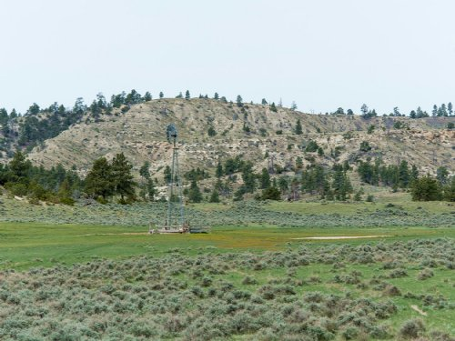 Double Diamond Ranch : Shepherd : Yellowstone County : Montana