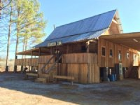200 Acres With Solar Powered Home
