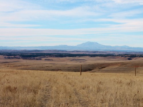 Bass Ranch : Glendo : Platte County : Wyoming