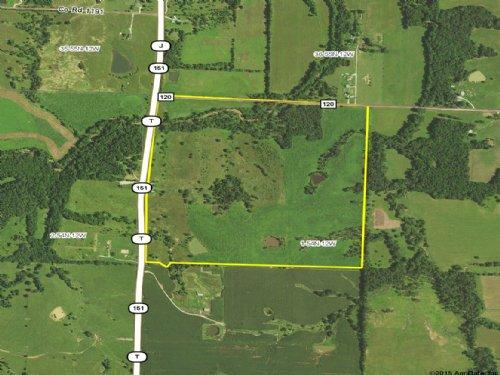160 Acres : Madison : Monroe County : Missouri