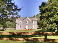 Farm House W/acreage : Rural Retreat : Wythe County : Virginia