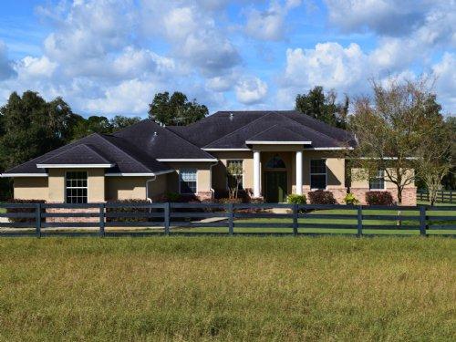 Estate Property 35 Acres With Pond : Brooksville : Hernando County : Florida