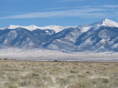 7469459 - 38+ Acres In Scenic Valle : Saguache : Colorado