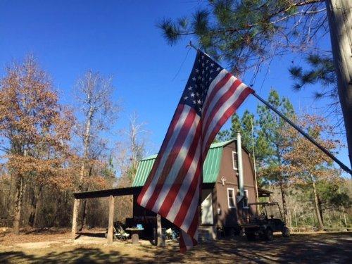 Buckeye Plantation : Butler : Taylor County : Georgia