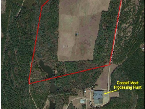 Spray Irrigation & Eqp-Wastewater : Louisville : Jefferson County : Georgia