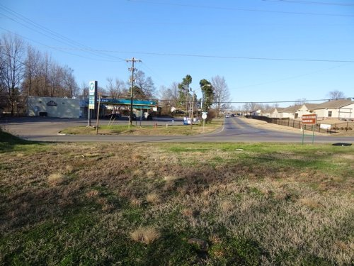75 Ml Ac W/ Commercial Lot & House : Jacksonville : Pulaski County : Arkansas