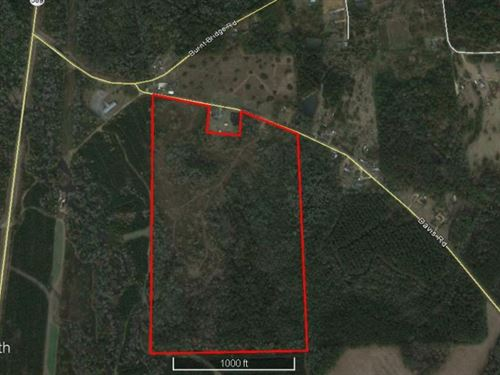 Residential Recreational Land For S : Hattiesburg : Lamar County : Mississippi