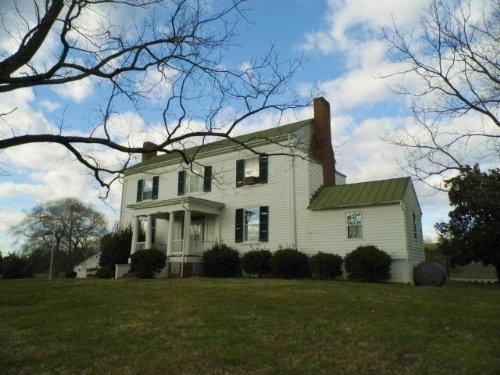 Walnut Hill Estate : Rice : Prince Edward County : Virginia