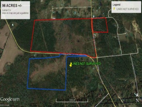 Land For Sale Purvis Ms Lamar Count : Purvis : Lamar County : Mississippi