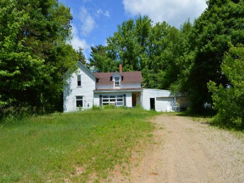 Farmette W/ Acreage : Spingville : Adams County : Wisconsin