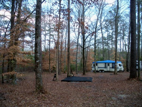 Antioch Road : Centreville : Bibb County : Alabama