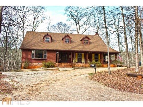 47+/- Acres With Pasture & Creek : Social Circle : Walton County : Georgia