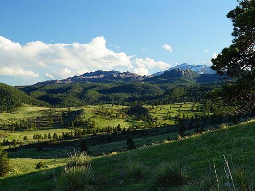 Sunrise Ridge Ranch : Esterbrook : Converse County : Wyoming