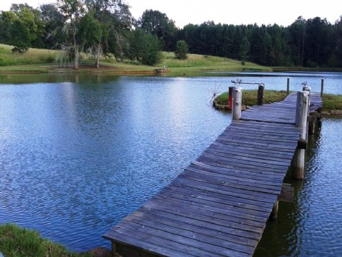 The Pecoul Fishing Tract : Hardaway : Macon County : Alabama