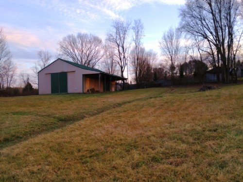 45 Acres 2 Barns And Shed : Vinton : Gallia County : Ohio