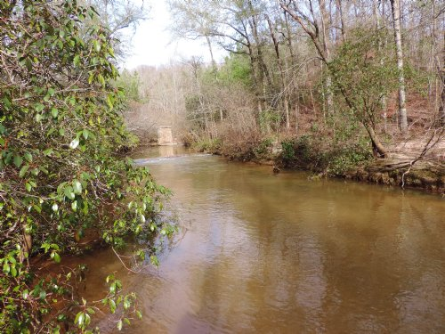 Reduced Sparks Creek Tract : Shiloh : Harris County : Georgia