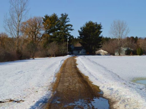 80 Acres On Brewer Creek : Mauston : Juneau County : Wisconsin