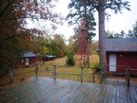 Cabin-barn-guest Cabin-acreage : Edgemont : Cleburne County : Arkansas