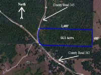 14 Wooded Acres Owner Finance