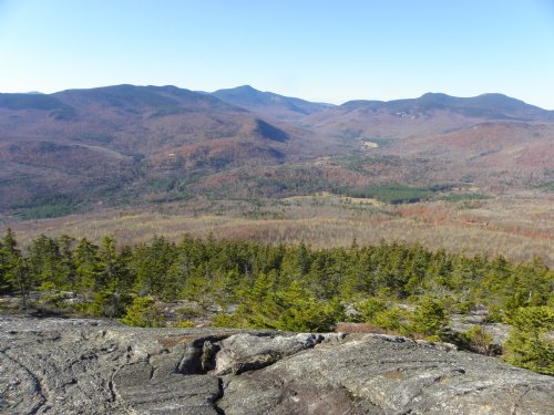 Puzzle Mountain Forest : Newry : Oxford County : Maine