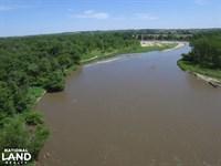 Dodge County Elkhorn River Frontage : Hooper : Dodge County : Nebraska