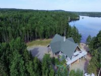 Timberlodge On Rocky Lake : Whiting : Washington County : Maine