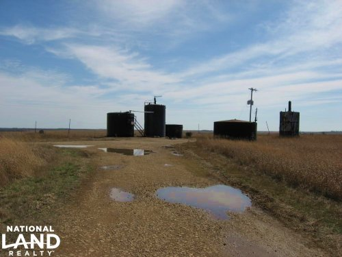Woodson County Pasture & Oil : Gridley : Woodson County : Kansas