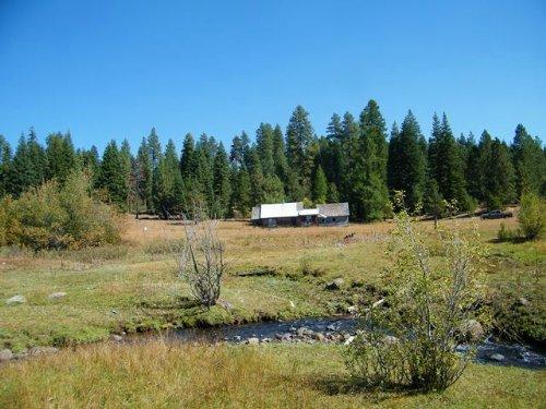 Mountain Retreat : Halfway : Baker County : Oregon