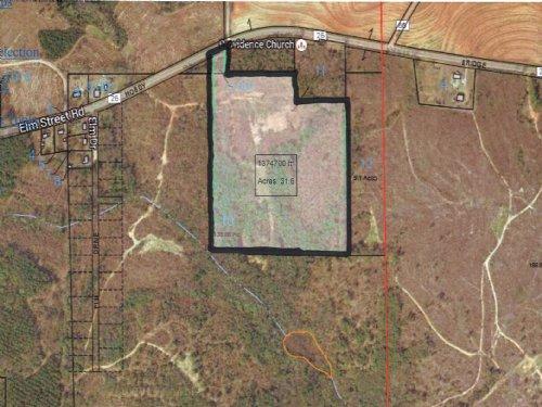 32 Acres : Troy : Pike County : Alabama