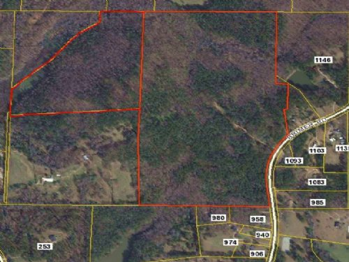 136.2 Ac On Brimer Road : Newnan : Coweta County : Georgia