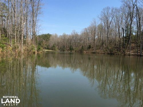 Kershaw Hunting Farm : Kershaw : South Carolina